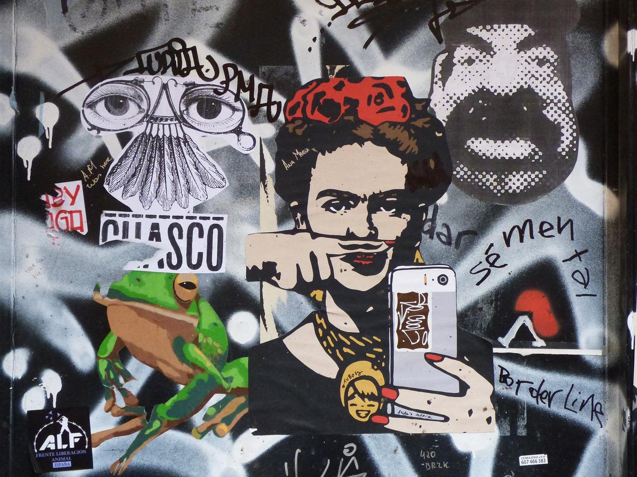 graffiti cruce de caminos relatos beitavg