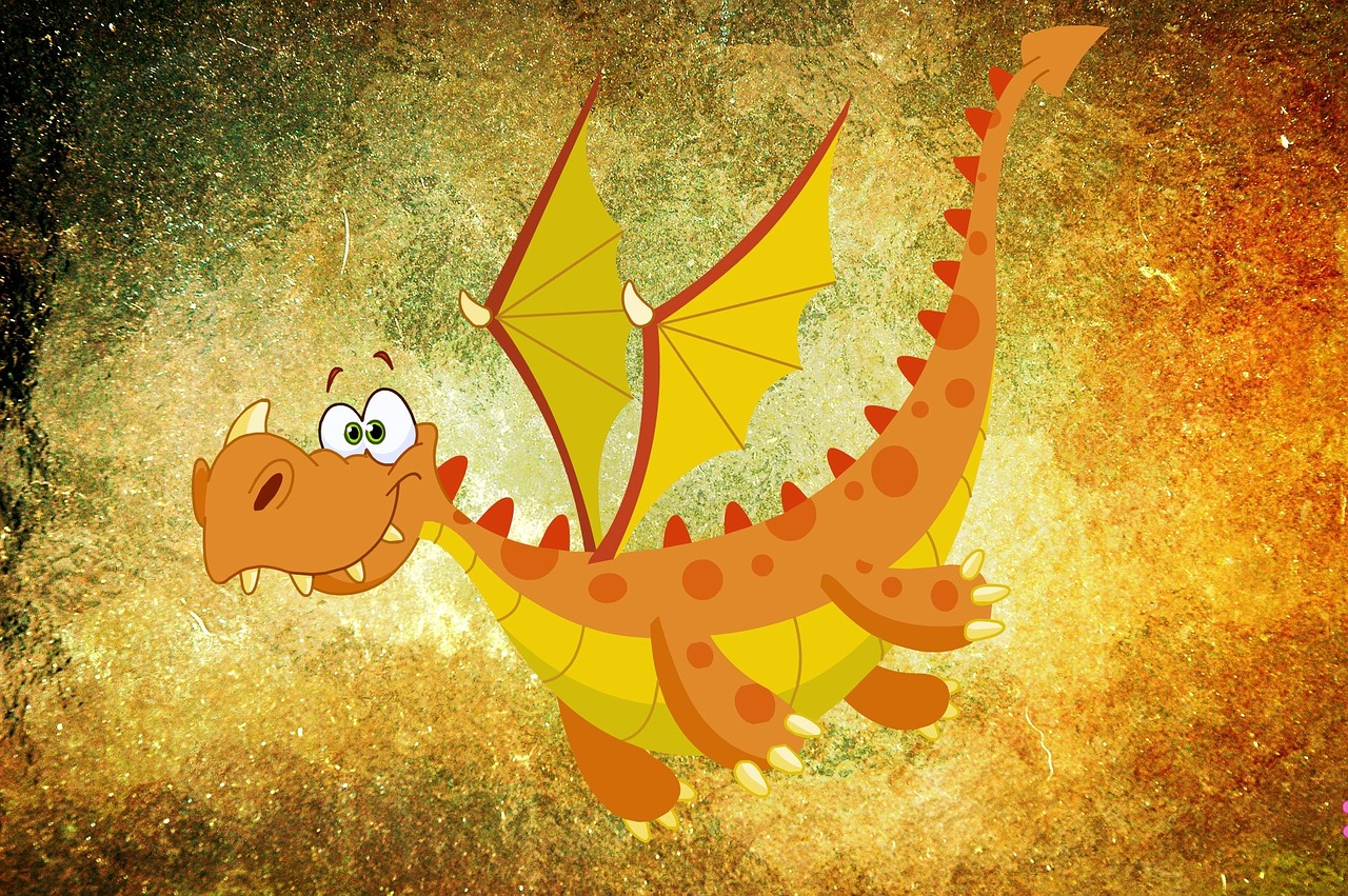 dragon relato corto infantil beitavg
