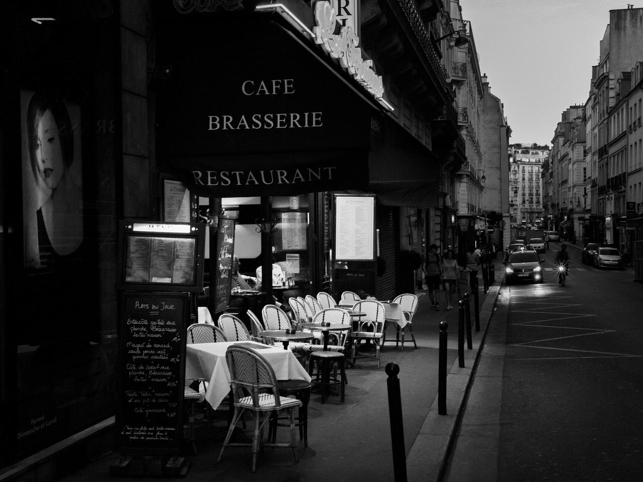 Café París Carta Amor Relatos